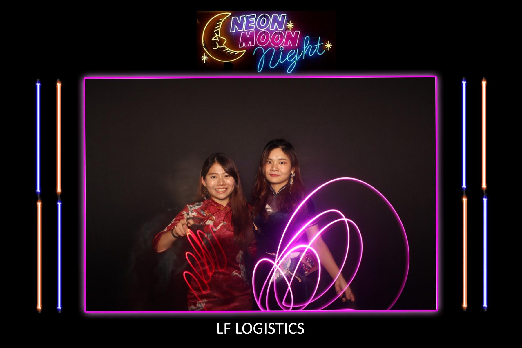 Printaparty's Light Painting Photo Booth