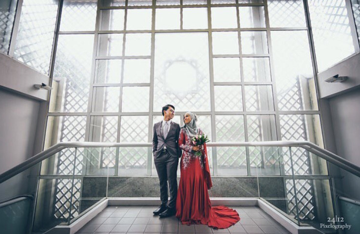 All-In Malay Wedding Package 1